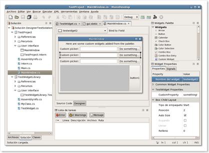 Mono Develop IDE